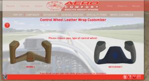 Aero Comfort Control Yoke